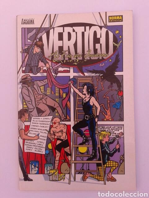 VERTIGO: AL FILO DEL INVIERNO 2. NORMA EDITORIAL / COLECCIÓN VERTIGO N°113. (Tebeos y Comics - Norma - Comic USA)