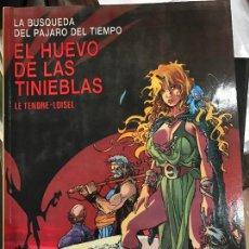 Cómics: LA BUSQUEDA DEL PAJARO DEL TIEMPO - EL HUEVO DE LAS TINIEBLAS - CIMOC EXTRA COLOR Nº 48 - NORMA. Lote 83742104