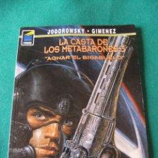 Cómics: LA CASTA DE LOS METABARONES/AGNAR EL BISABUELO COLECCION PANDORA Nº 61. Lote 83793568