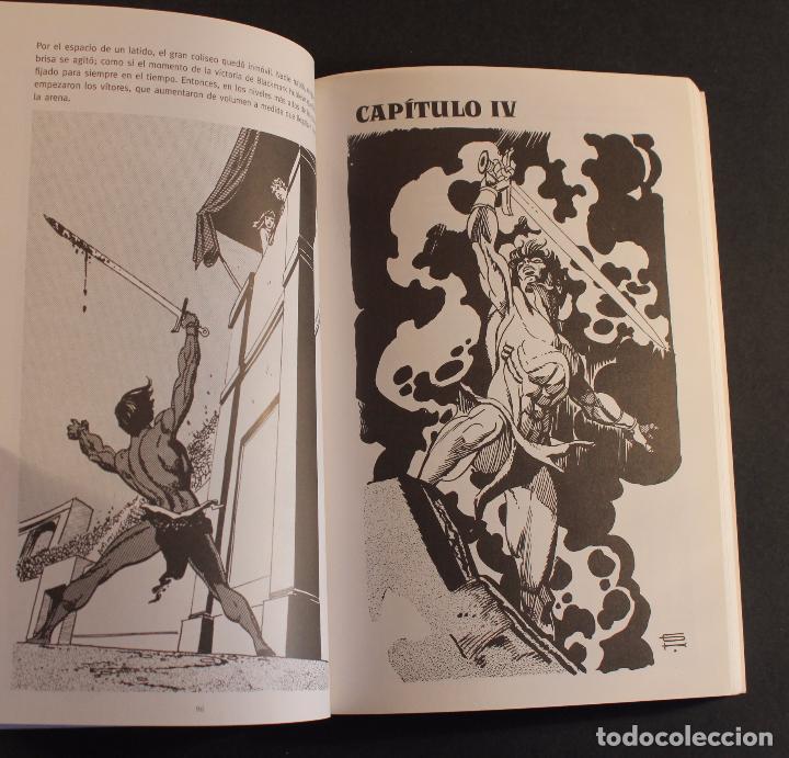 Cómics: 2005 Norma comics - Novela gráfica BLACKMARK (original de 1971) de GIL KANE (Green Lantern) 256 pag. - Foto 3 - 83890268