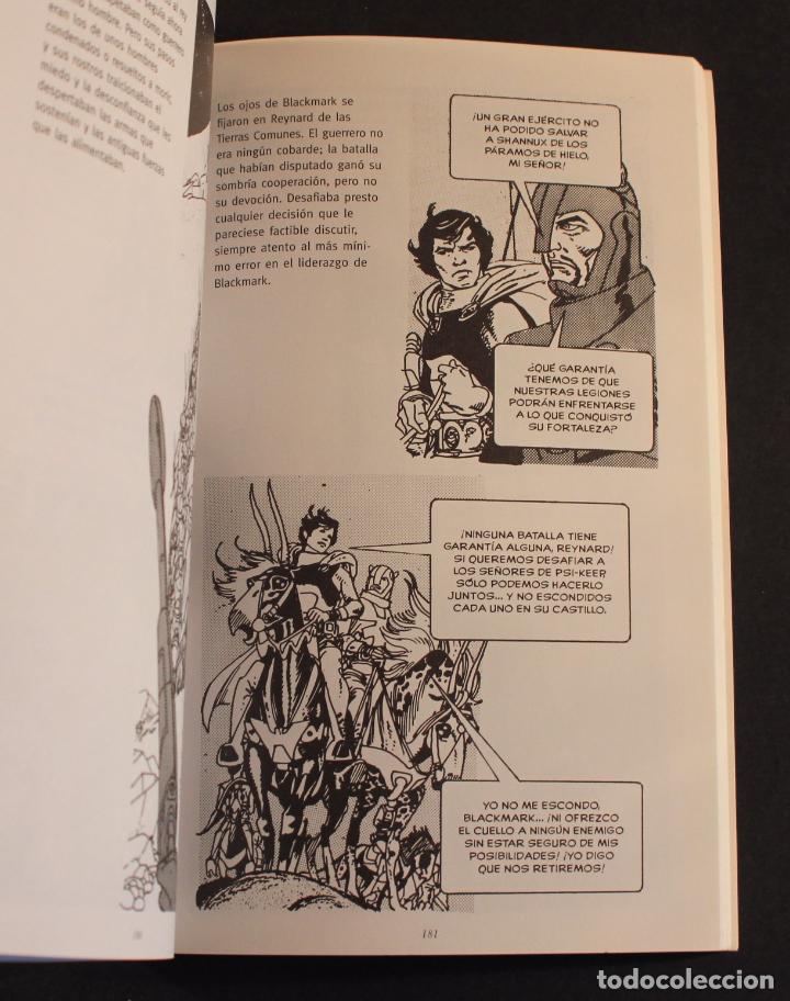 Cómics: 2005 Norma comics - Novela gráfica BLACKMARK (original de 1971) de GIL KANE (Green Lantern) 256 pag. - Foto 4 - 83890268