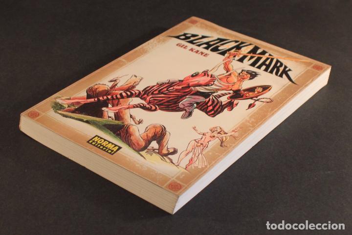Cómics: 2005 Norma comics - Novela gráfica BLACKMARK (original de 1971) de GIL KANE (Green Lantern) 256 pag. - Foto 7 - 83890268