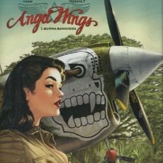 Cómics: ANGEL WINGS 1: BURMA BANSHEES, 2016, IMPECABLE. Lote 83891320