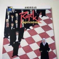 Cómics: COMIC RORK Nº3 CAPRICORNIO (ANDREAS). Lote 83954956