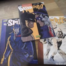 Cómics: LOTE. THE SPIRIT. BATMAN. DARWYN COOKE. NORMA EDITORIAL. Nº 0, 1 Y 2. Lote 84067208