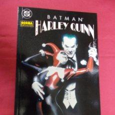 Cómics: BATMAN. HARLEY QUINN. NORMA EDITORIAL.. Lote 189833086