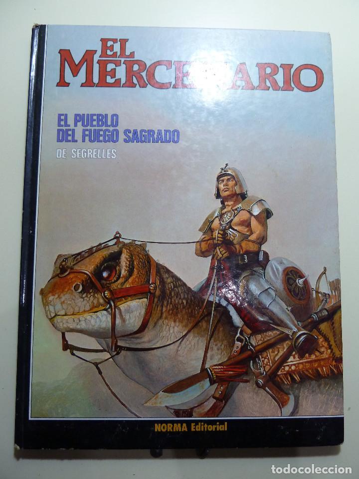 EL MERCENARIO - LA FORMULA - LAS PRUEBAS - CIMOC - NORMA (Tebeos y Comics - Norma - Cimoc)