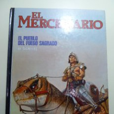 Cómics: EL MERCENARIO - LA FORMULA - LAS PRUEBAS - CIMOC - NORMA. Lote 84189272