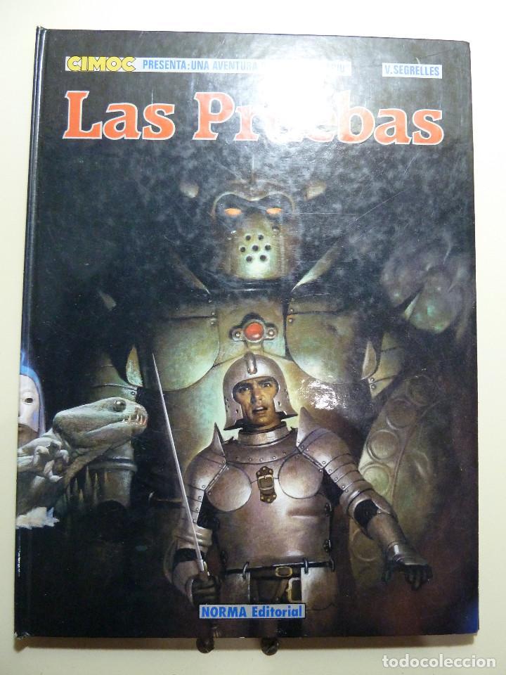 Cómics: EL MERCENARIO - LA FORMULA - LAS PRUEBAS - CIMOC - NORMA - Foto 5 - 84189272