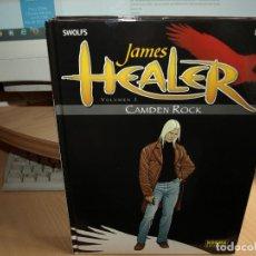 Cómics: JAMES HEALER - COLECCIÓN COMPLETA - COMPUESTA DE 3 NÚMEROS - TAPA DURA - NORMA. Lote 84254908