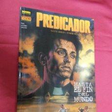 Cómics: PREDICADOR. HASTA EL FIN DEL MUNDO. GARTH ENNIS. NORMA EDITORIAL.. Lote 84268064