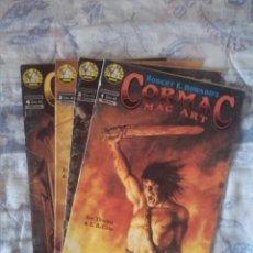 Cómics: CORMAC MAC ART - MINISERIE COMPLETA EN 4 NÚMEROS. Lote 84283576