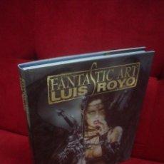 Cómics: LUIS ROYO - FANTASTIC ART - NORMA EDITORIAL. Lote 84315124
