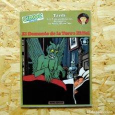 Cómics: ADELE BLANC-SEC. EL DEMONIO DE LA TORRE EIFFEL, TARDI. CIMOC EXTRA COLOR.. Lote 84369128