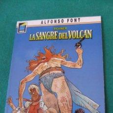 Cómics: COLECCION PANDORA Nº 7 LA SANGRE DEL VOLCAN NORMA EDITORIAL. Lote 84439688