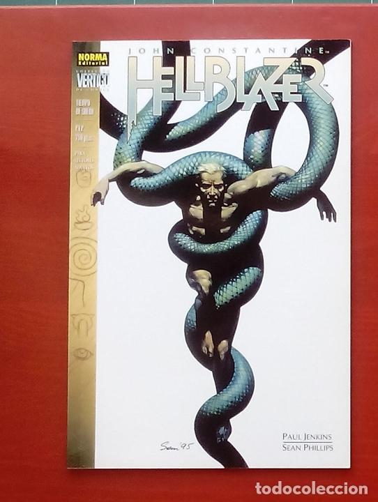 HELLBLAZER: TIEMPO DE SUEÑO POR PAUL JENKINS, SEAN PHILIPS - NORMA(2000) (Tebeos y Comics - Norma - Comic USA)