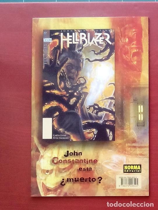 Cómics: Hellblazer:Un Cínico a las Puertas del Infierno (Lote de 4 tomos) COMPLETA - Garth Ennis-Norma(1999) - Foto 3 - 84491032