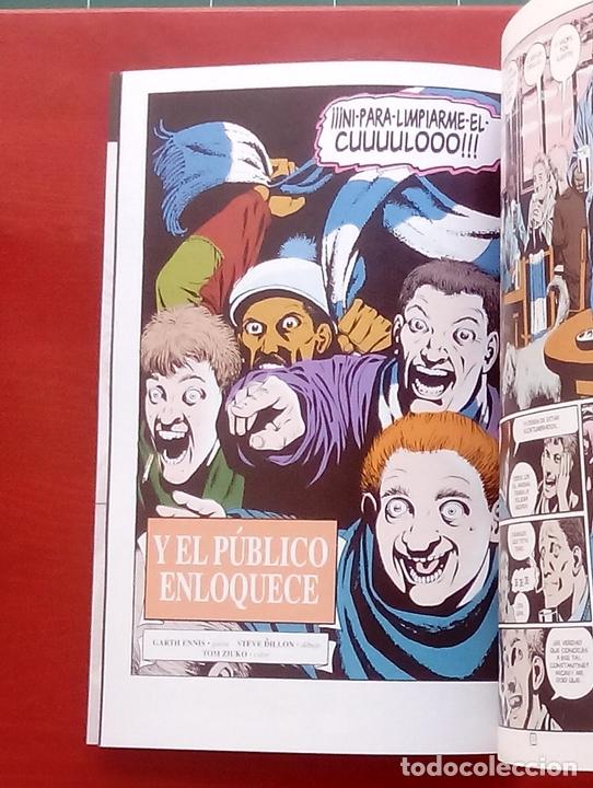 Cómics: Hellblazer:Un Cínico a las Puertas del Infierno (Lote de 4 tomos) COMPLETA - Garth Ennis-Norma(1999) - Foto 5 - 84491032