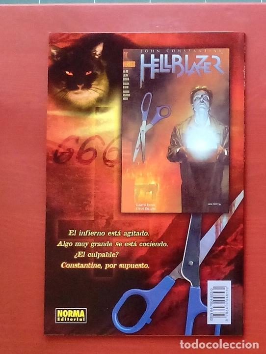 Cómics: Hellblazer:Un Cínico a las Puertas del Infierno (Lote de 4 tomos) COMPLETA - Garth Ennis-Norma(1999) - Foto 8 - 84491032