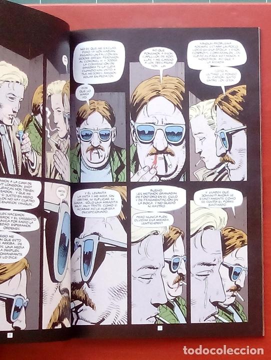 Cómics: Hellblazer:Un Cínico a las Puertas del Infierno (Lote de 4 tomos) COMPLETA - Garth Ennis-Norma(1999) - Foto 10 - 84491032