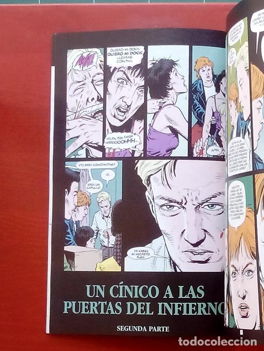 Cómics: Hellblazer:Un Cínico a las Puertas del Infierno (Lote de 4 tomos) COMPLETA - Garth Ennis-Norma(1999) - Foto 11 - 84491032