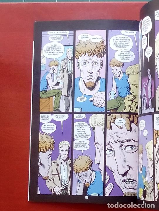 Cómics: Hellblazer:Un Cínico a las Puertas del Infierno (Lote de 4 tomos) COMPLETA - Garth Ennis-Norma(1999) - Foto 12 - 84491032