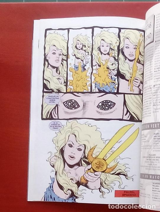 Cómics: Hellblazer:Un Cínico a las Puertas del Infierno (Lote de 4 tomos) COMPLETA - Garth Ennis-Norma(1999) - Foto 13 - 84491032