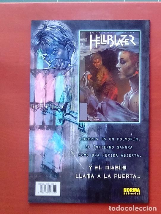 Cómics: Hellblazer:Un Cínico a las Puertas del Infierno (Lote de 4 tomos) COMPLETA - Garth Ennis-Norma(1999) - Foto 15 - 84491032