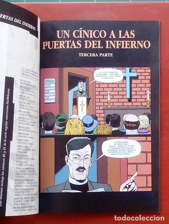 Cómics: Hellblazer:Un Cínico a las Puertas del Infierno (Lote de 4 tomos) COMPLETA - Garth Ennis-Norma(1999) - Foto 16 - 84491032