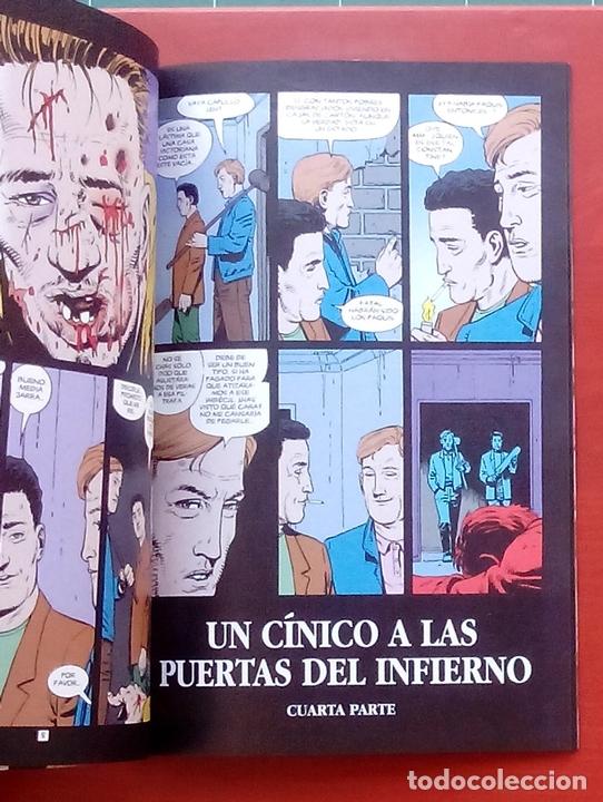 Cómics: Hellblazer:Un Cínico a las Puertas del Infierno (Lote de 4 tomos) COMPLETA - Garth Ennis-Norma(1999) - Foto 17 - 84491032