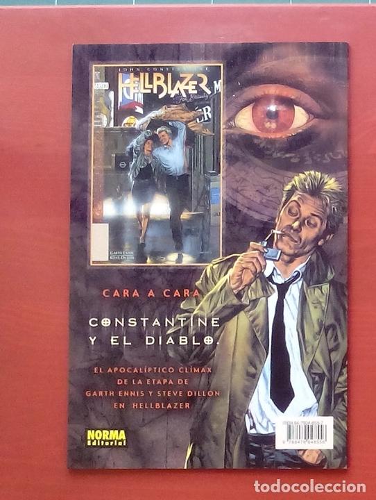 Cómics: Hellblazer:Un Cínico a las Puertas del Infierno (Lote de 4 tomos) COMPLETA - Garth Ennis-Norma(1999) - Foto 20 - 84491032