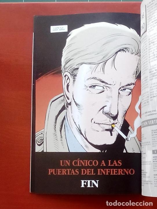 Cómics: Hellblazer:Un Cínico a las Puertas del Infierno (Lote de 4 tomos) COMPLETA - Garth Ennis-Norma(1999) - Foto 24 - 84491032