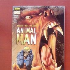 Cómics: ANIMAL MAN: LA NATURALEZA DE LA BESTIA POR GRANT MORRISON, CHAS TRUOG - NORMA COMICS (2004). Lote 84866706