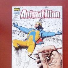 Cómics: ANIMAL MAN: EL EVANGELIO DEL COYOTE POR GRANT MORRISON, CHAS TRUOG - NORMA COMICS (2004). Lote 84866830