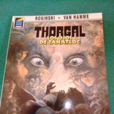 Cómics: THORGAL LOS OJOS DE TANATLOC COLECCION PANDORA Nº 9 NORMA EDITORIAL. Lote 84575560