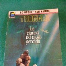 Cómics: THORGAL LA CIUDAD DEL DIOS PERDIDO COLECCION PANDORA Nº 12 NORMA EDITORIAL. Lote 84575684