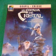 Cómics: LA ESPADA DE CRISTAL EL PERFUME DE LOS GRINCHOS COLECCION PANDORA Nº 25 NORMA EDITORIAL. Lote 84576324