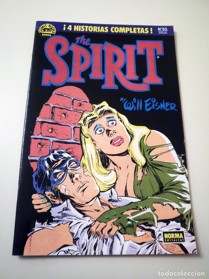 COMIC THE SPIRIT Nº65 (WILL EISNER) (Tebeos y Comics - Norma - Comic USA)