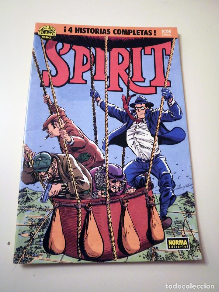 COMIC THE SPIRIT Nº66 (WILL EISNER) (Tebeos y Comics - Norma - Comic USA)