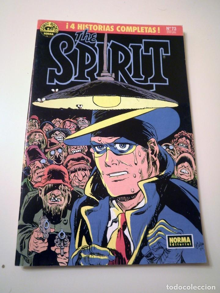 COMIC THE SPIRIT Nº73 (WILL EISNER) (Tebeos y Comics - Norma - Comic USA)