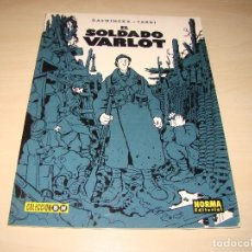 Cómics: EL SOLDADO VARLOT - DAININCKX - TARDI - NORMA EDITORIAL . Lote 84666300