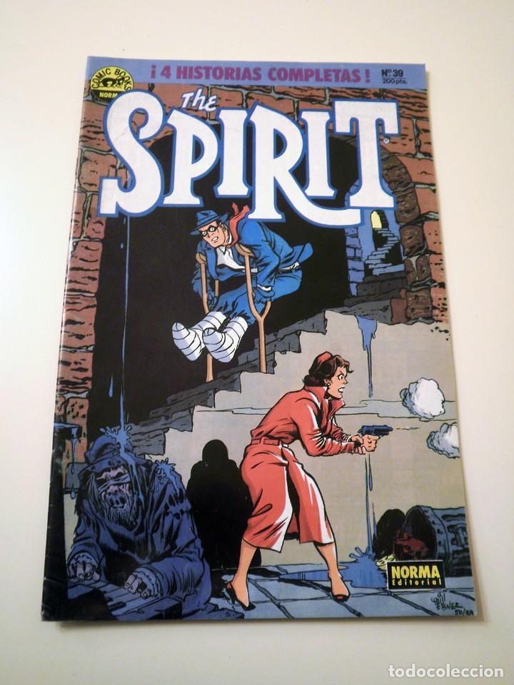 COMIC THE SPIRIT Nº39 (WILL EISNER) (Tebeos y Comics - Norma - Comic USA)