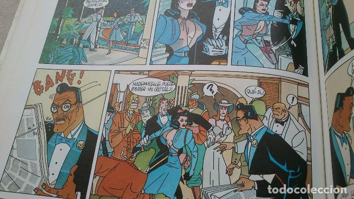 Cómics: LOTE DANIEL TORRES - TRITÓN + EL MISTERIO DE SUSURRO - 1ª EDICIÓN 1984 1985 - CAIRO - NORMA - NUEVOS - Foto 5 - 84856536