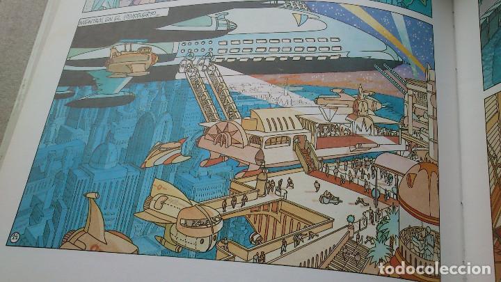 Cómics: LOTE DANIEL TORRES - TRITÓN + EL MISTERIO DE SUSURRO - 1ª EDICIÓN 1984 1985 - CAIRO - NORMA - NUEVOS - Foto 6 - 84856536