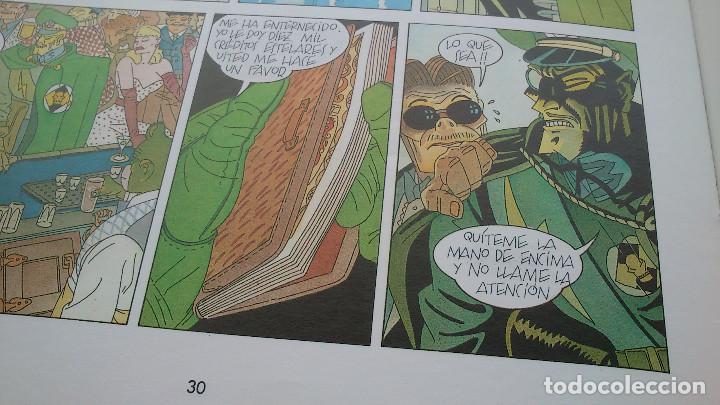 Cómics: LOTE DANIEL TORRES - TRITÓN + EL MISTERIO DE SUSURRO - 1ª EDICIÓN 1984 1985 - CAIRO - NORMA - NUEVOS - Foto 8 - 84856536