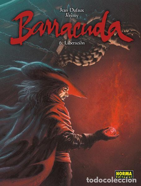 CÓMICS. BARRACUDA 6. LIBERACIÓN - JEAN DUFAUX/JÉRÉMY (CARTONÉ) (Tebeos y Comics - Norma - Comic Europeo)