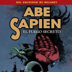 Cómics: CÓMICS. ABE SAPIEN 7. EL FUEGO SECRETO - MIKE MIGNOLA/SCOTT ALLIE/MAX FIUMARA/SEBASTIAN FIUMARA. Lote 85090712