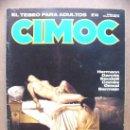 Cómics: COMIC CIMOC Nº 44 HERMANN GARCES SAUDELLI COMES OSWAL BERMEJO - EDITORIAL NORMA 1984--REFSAMUMEES6. Lote 85150728