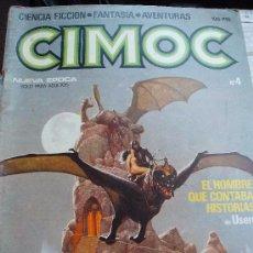 Cómics: COMIC CIENCIA FICCION NORMA CIMOC 4 CON EL MERCENARIO DE SEGRELLES - --REFSAMUMEES6. Lote 85150824