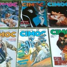 Cómics: LOTE DE COMICS CIMOC. Lote 85293820